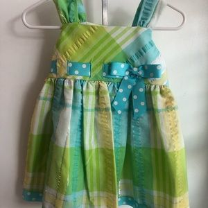 Toddler Dress with Diaper Cover